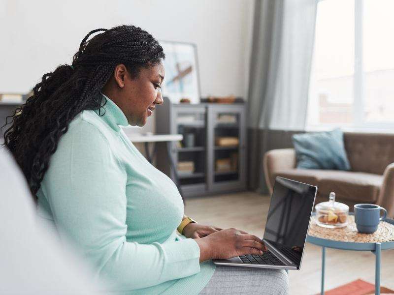 African American fertility patient