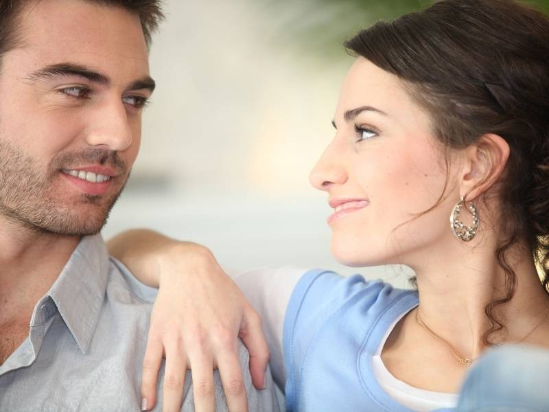 couple experiencing secondary infertility