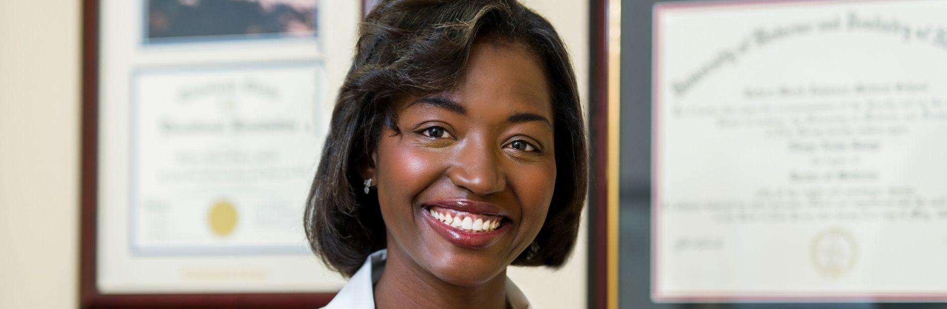 Ndeye-Aicha Gueye, MD fertility doctor