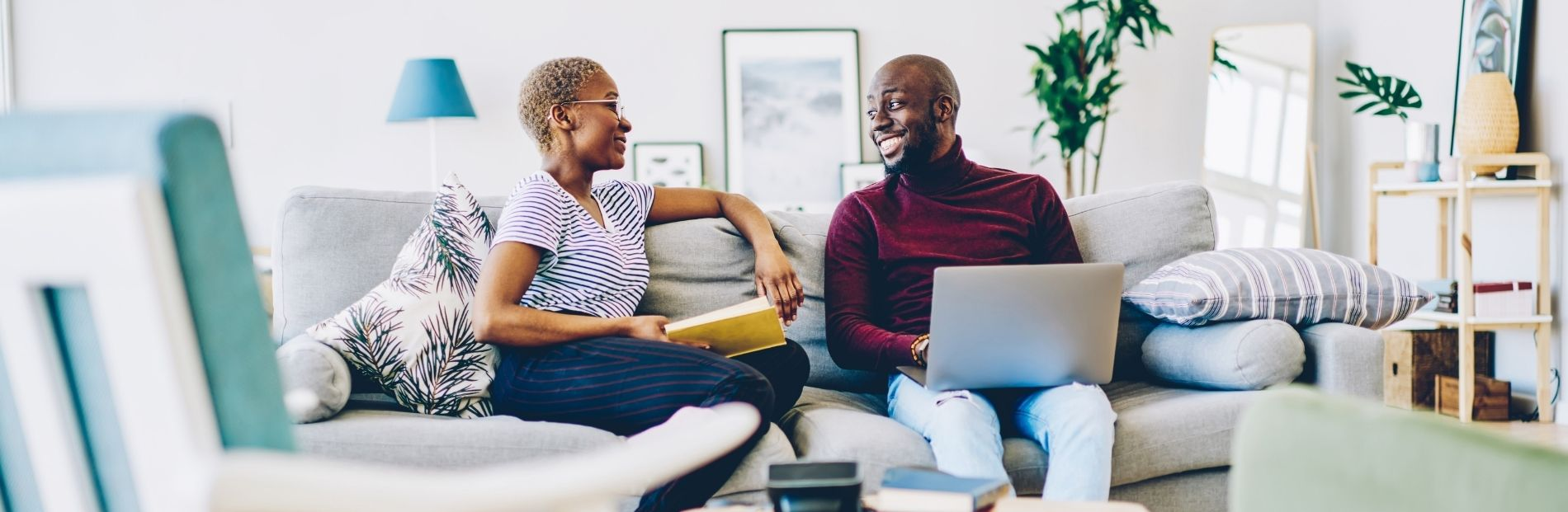 couple discussing infertility insurance coverage