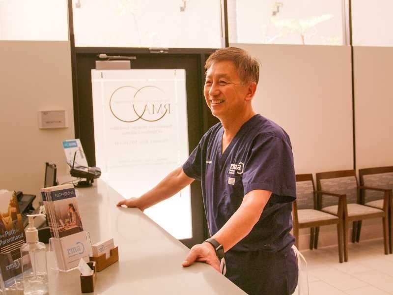 dr. thomas kim rma los angeles fertility doctor