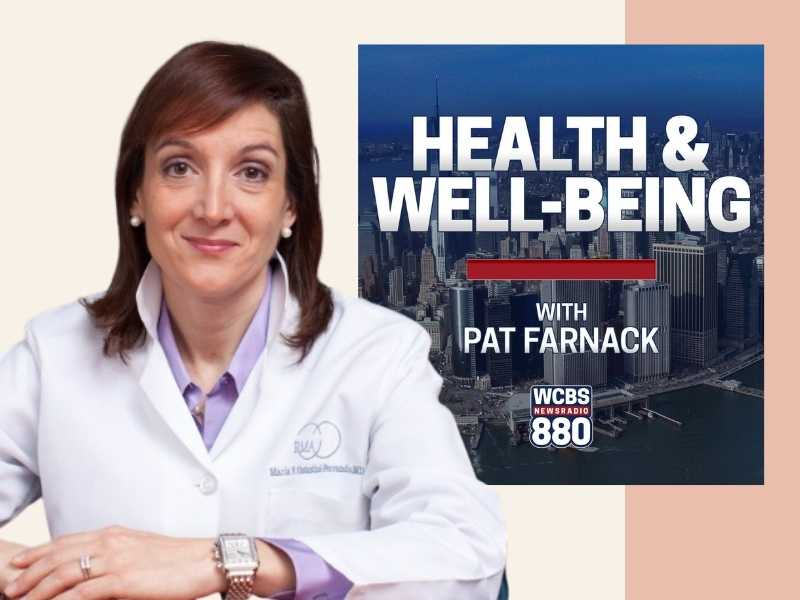 Egg Freezing with maria costantini wcbs interview